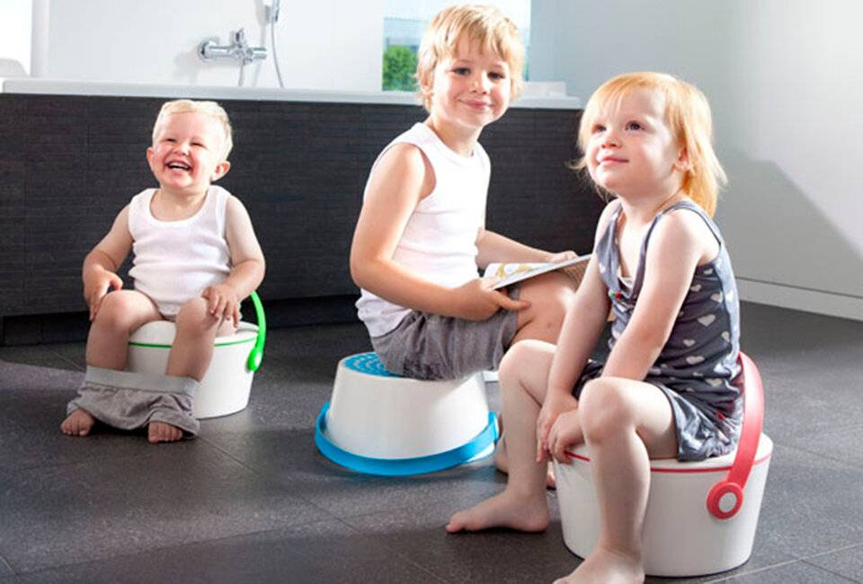 Как быстро приучить ребенка к горшку в 1 год и 3 месяца