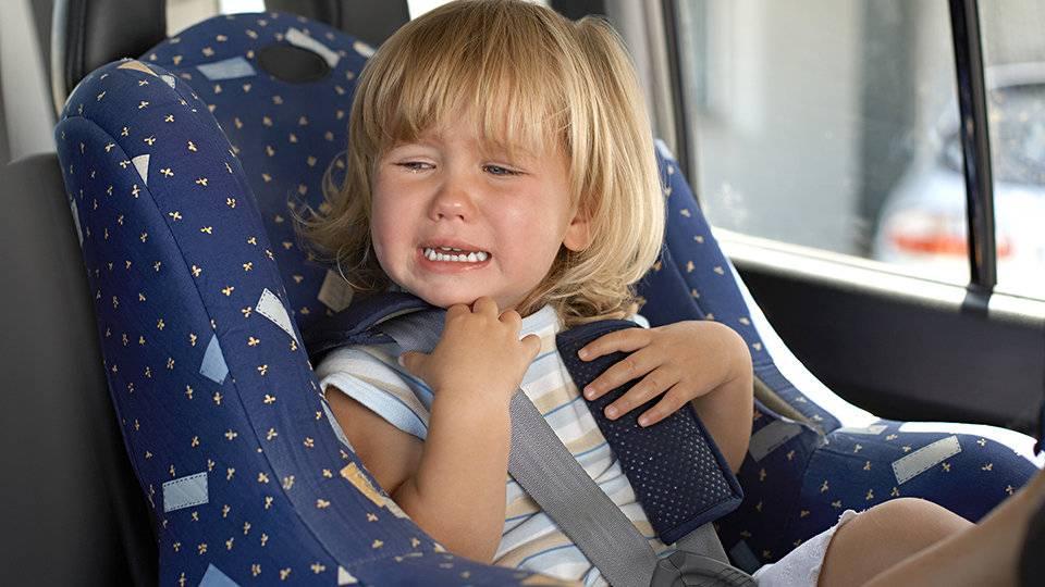Средства от укачивания для детей: как помочь, если малыша мутит в транспорте?