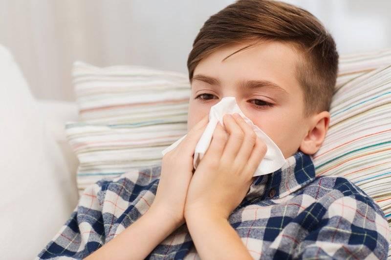 Быстрое лечение орви у детей: как ускорить выздоровление?