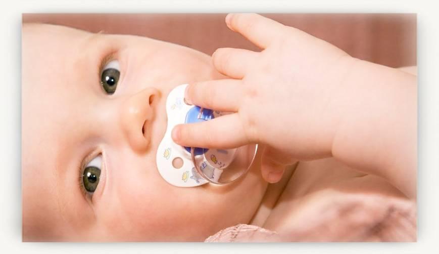 Как приучить ребенка к соске-пустышке, когда можно давать её новорождённому и стоит ли это делать - «за» и «против» + мнение доктора комаровского