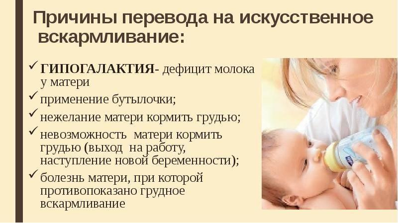 Нормы питания и рацион новорожденного