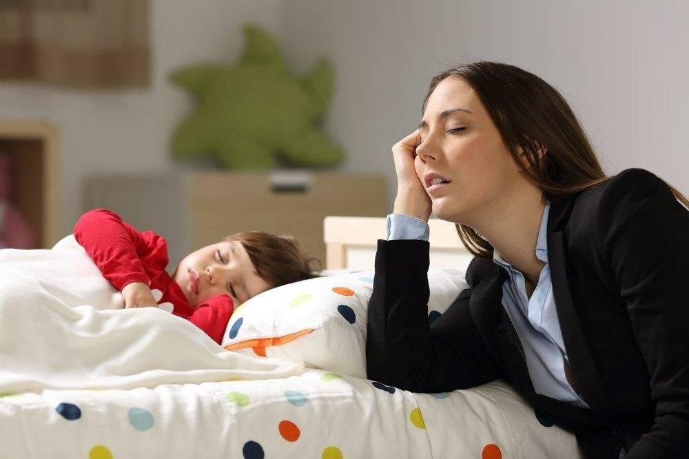 Как всё успевать с маленьким ребенком | любящая мама