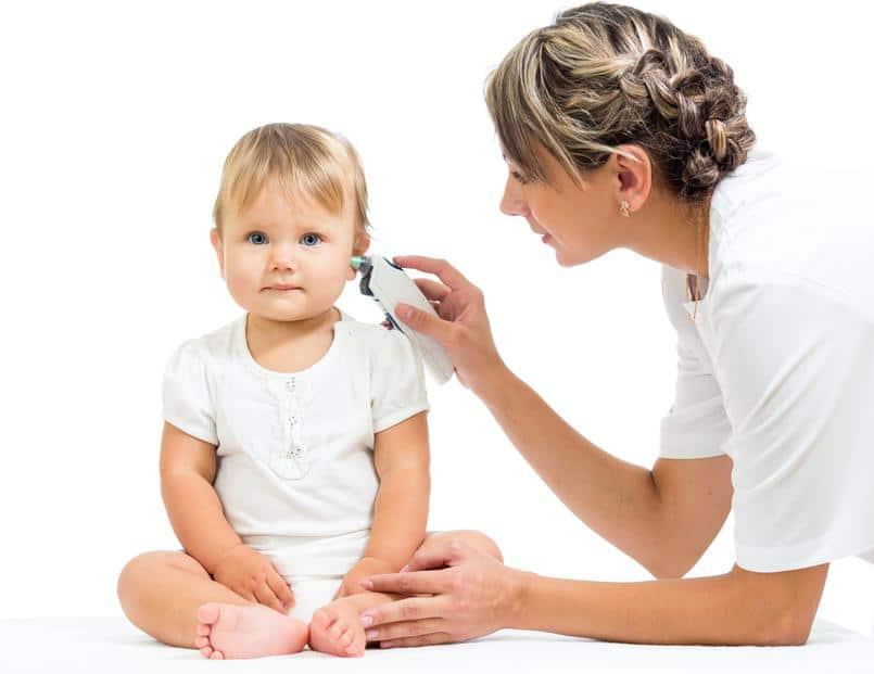 Острый отит, фото, причины и лечение острого отита среднего уха без температуры, причины и последствия боли