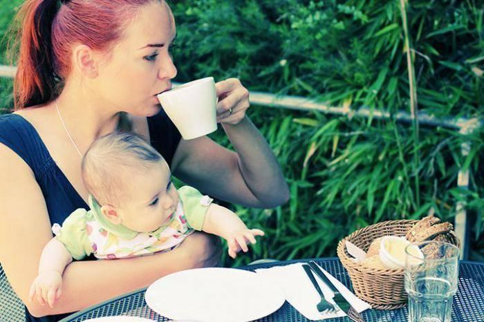 Педиатры о кофе при грудном вскармливании: можно ли пить или лучше отказаться от напитка