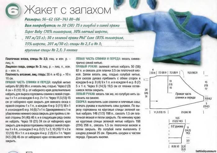 Кофта с рукавами реглан для ребенка 3-4 лет. | страна мастеров