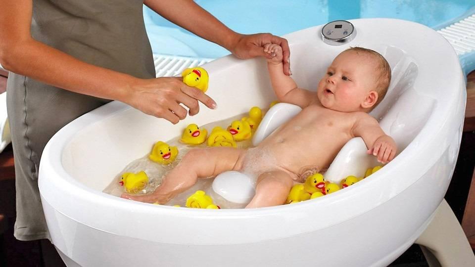Можно ли купать новорожденного в валерьянке и пустырнике