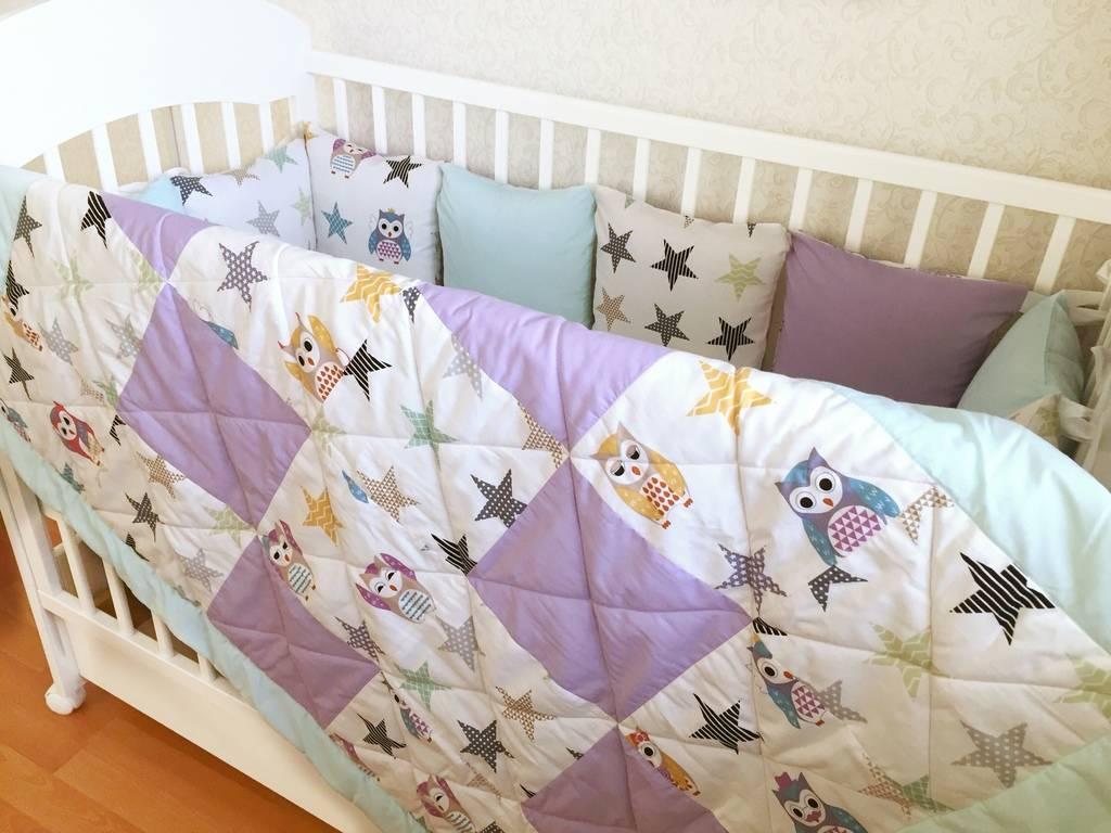 Одеяло для новорожденного в кроватку: как выбрать, на что опираться при выборе
