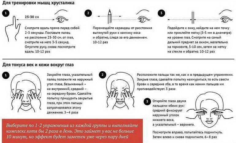 Упражнения для бинокулярного зрения в домашних условиях - энциклопедия ochkov.net
