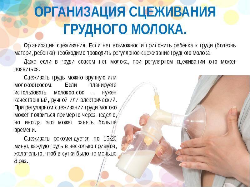 Читайте, как правильно сцеживать грудное молоко, чтобы избежать застоя и увеличить лактацию
