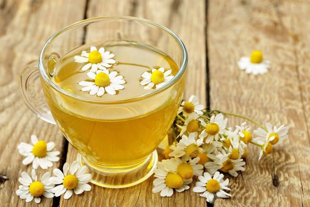 Ромашковый чай для грудничка: способы применения