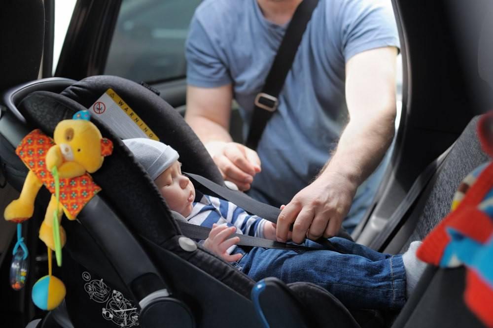 Актуальные правила перевозки детей