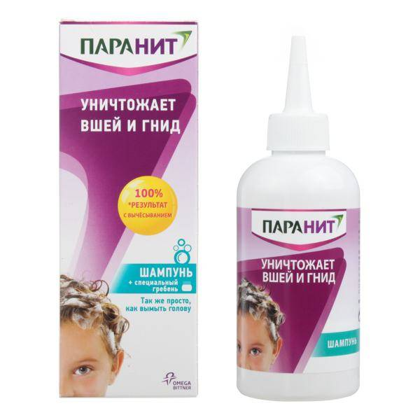 Средства от педикулеза: шампунь от вшей и гнид | азбука здоровья