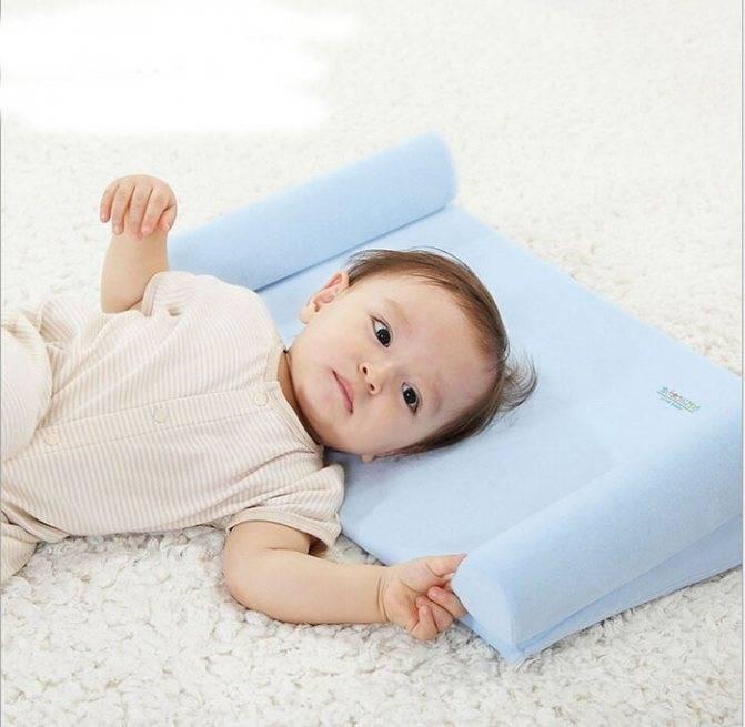 Детские подушки: какую выбрать для ребенка до 1 года,  для 2, 3, 4, 5-летних детей, материал наполнителя и размеры