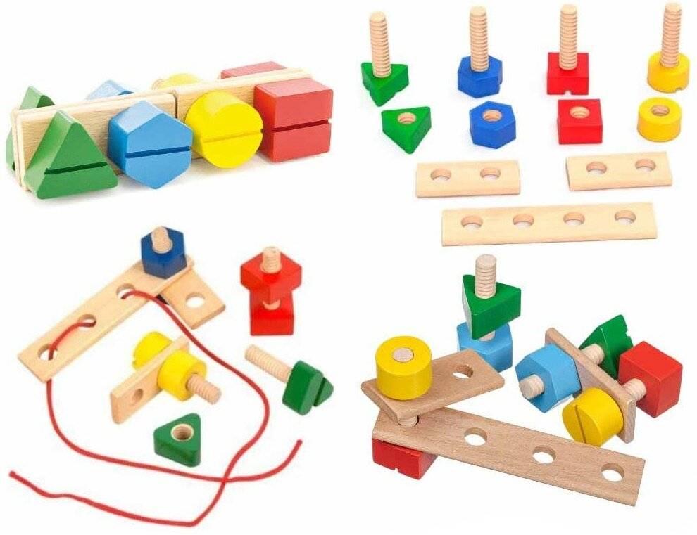 Какие игрушки нужны ребёнку в 4-5 месяцев