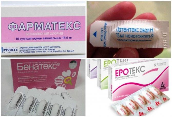 Контрацепция: презервативы, диафрмагма, спермициды и колпачки