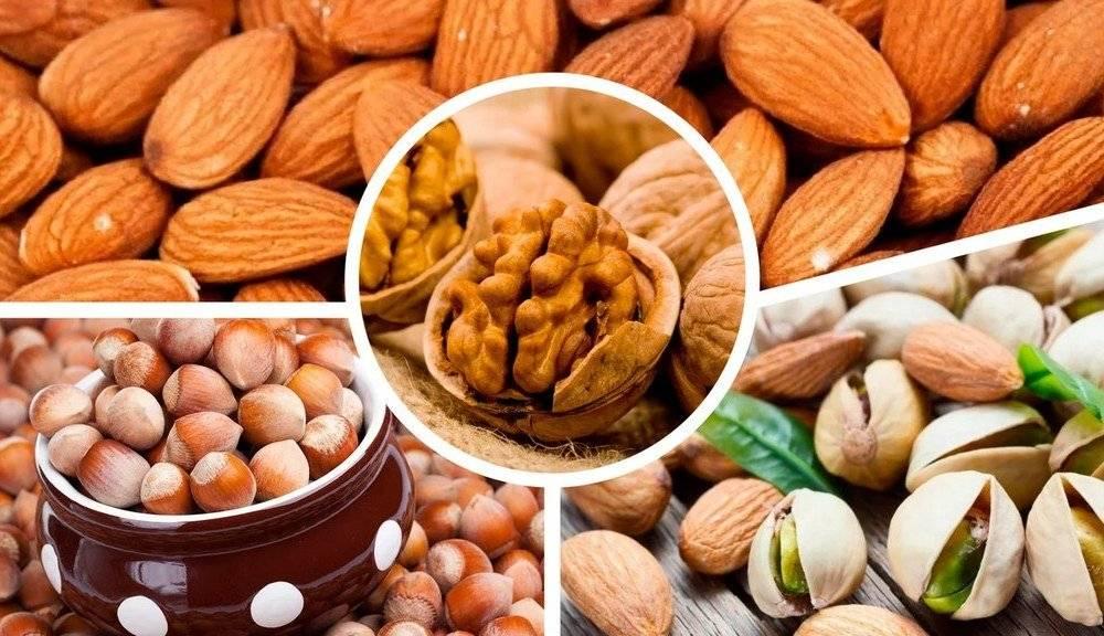 Орехи при грудном вскармливании: можно ли и какие?   компетентно о здоровье на ilive