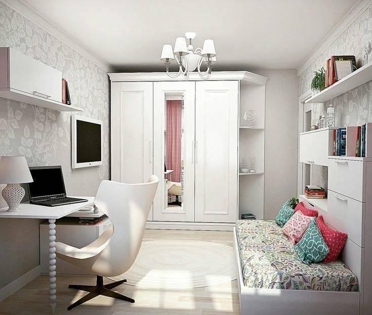 Дизайн интерьера комнаты для подростка или школьника 500+ фото