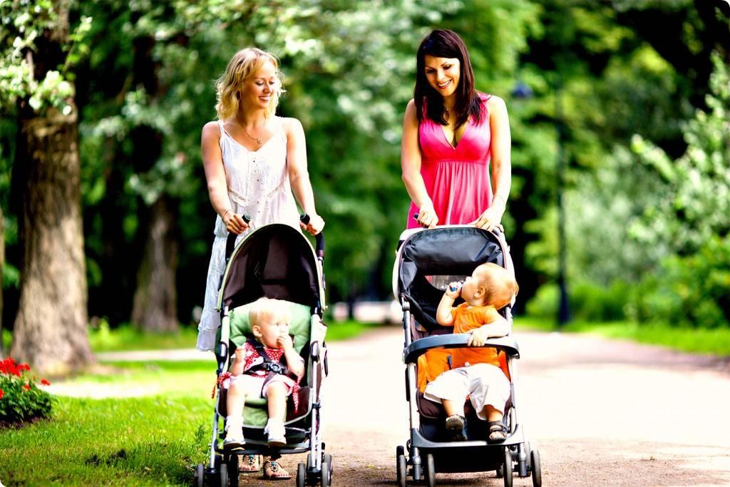 Коляска-трость или книжка: что лучше для прогулок?