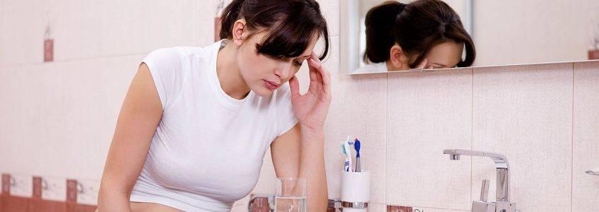 Токсикоз при беременности: когда начинается, причины, как избавиться