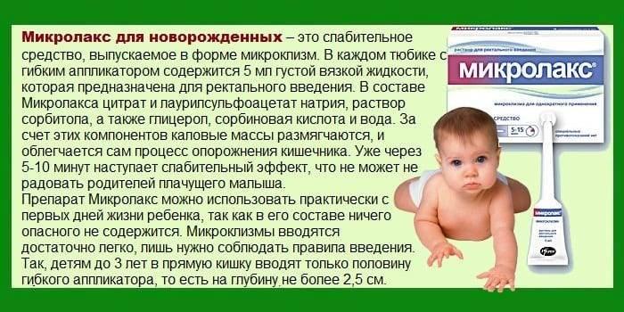 Глицелакс для детей – жизнь без запоров