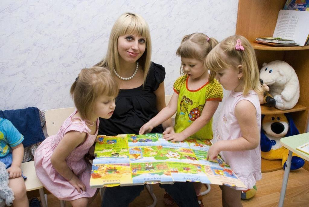 Нужен ли ребенку детский сад - за и против дошкольного учреждения