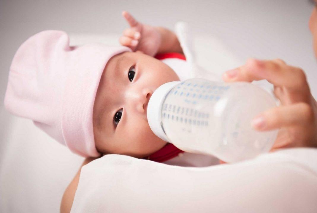 Икота у новорождённых после кормления: что делать, простые решения