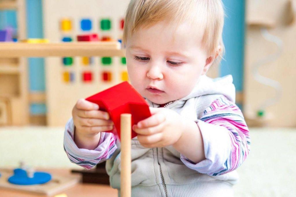 Организация домашних занятий с ребенком