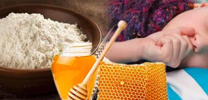 Рецепты лепешки от кашля с горчицей