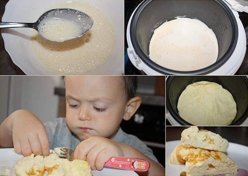 Омлет в микроволновке: как приготовить с молоком, рецепт для ребенка
