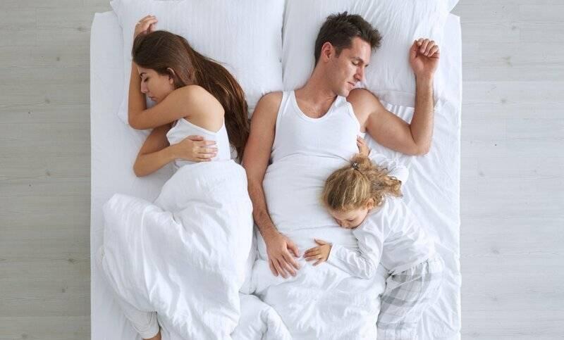 Совместный сон с ребёнком: плюсы, минусы, полезные рекомендации детского психолога