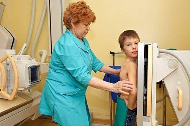 Можно ли делать рентген черепа ребенку?