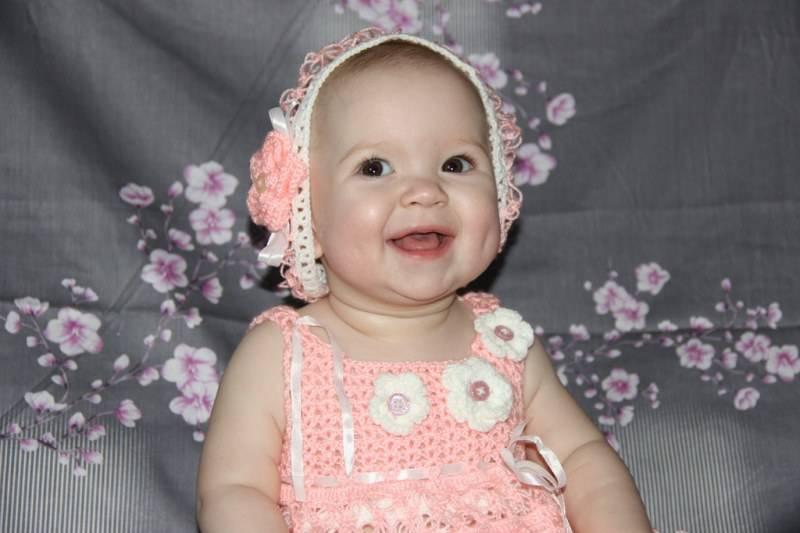 Когда ребенок осознанно начинает улыбаться