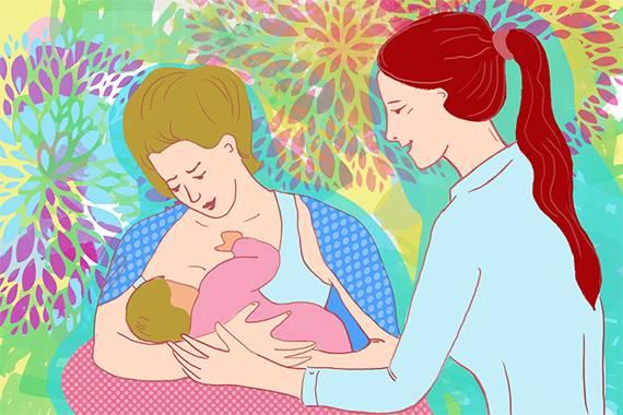 Как восстановить грудное вскармливание после перерыва?  личный опыт  и советы консультантов - проблемы гв