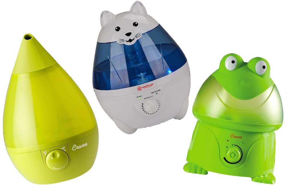 Увлажнители воздуха для новорожденных: разновидности, марки, выбор, эксплуатация