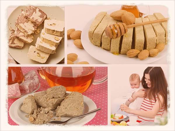 Что из сладкого можно при грудном вскармливании, какие сладости едят кормящие мамы