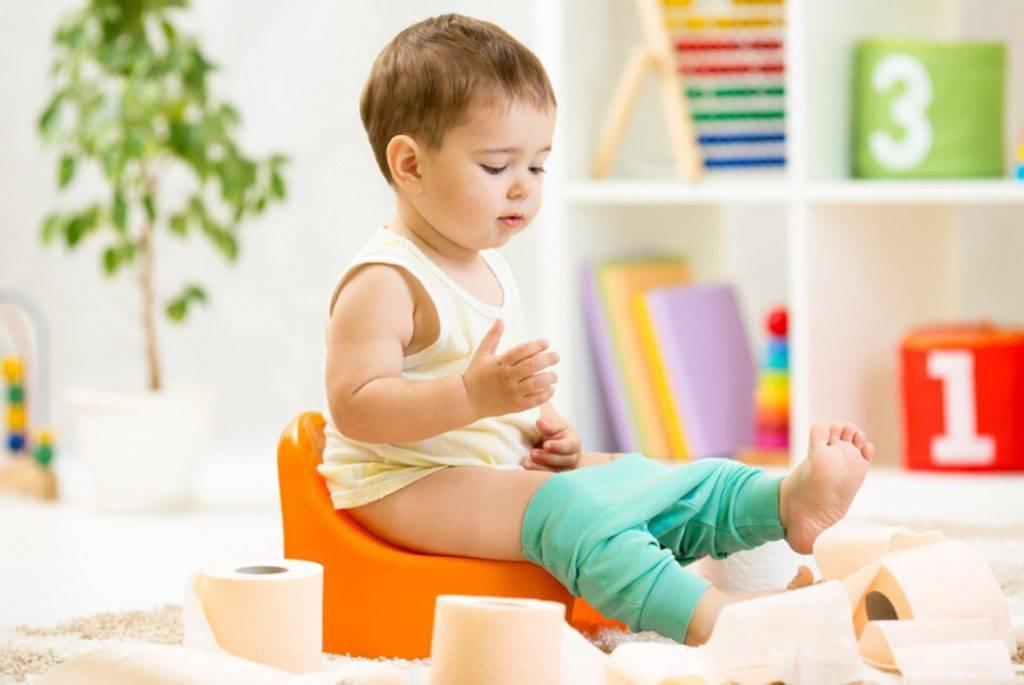 Как приучить ребенка к горшку? – жили-были