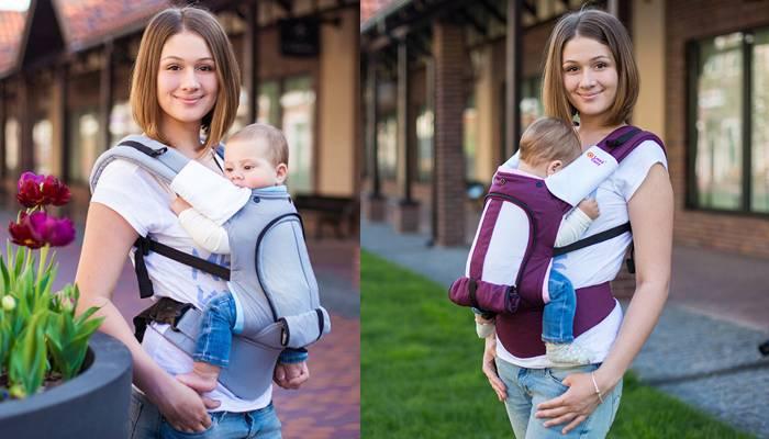 Эрго-рюкзак для новорожденных: можно ли, как правильно выбрать и носить слинг-рюкзак?