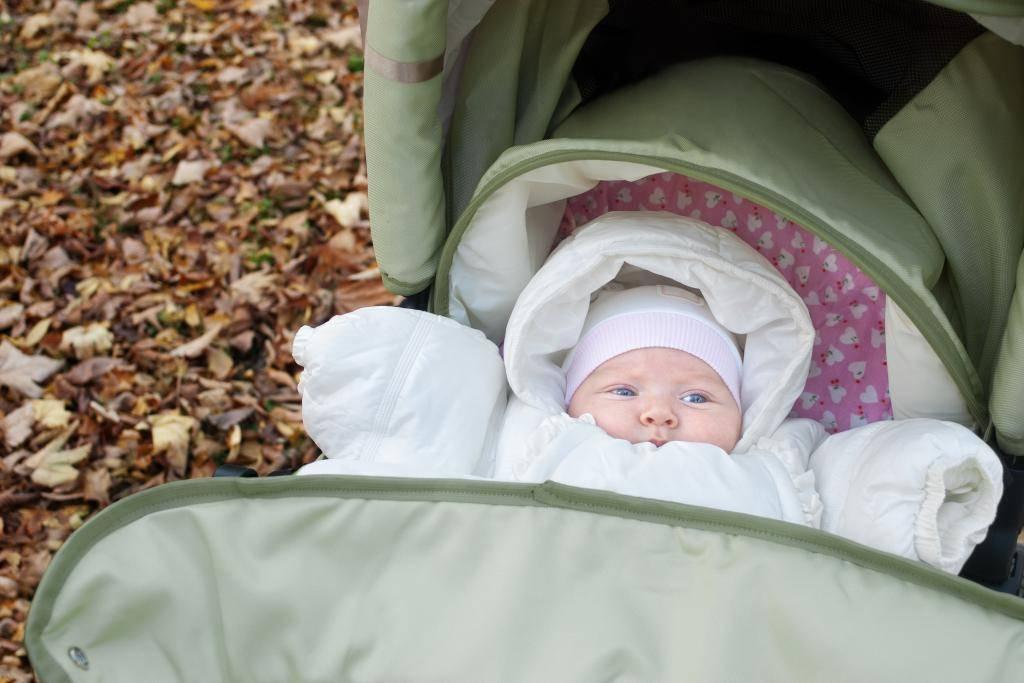 Как определить, что ребенок замерз? главные признаки