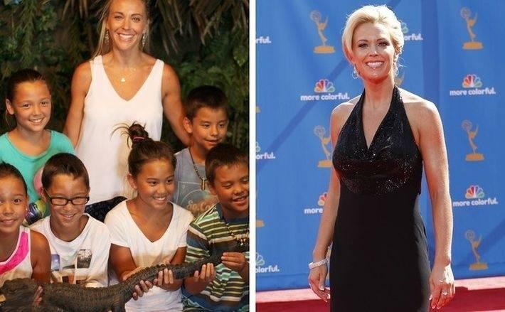 Самые многодетные мамы шоубизнеса - звезды, у которых много детей