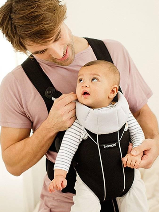 Что лучше для новорожденных – слинг или кенгуру, с какого возраста можно