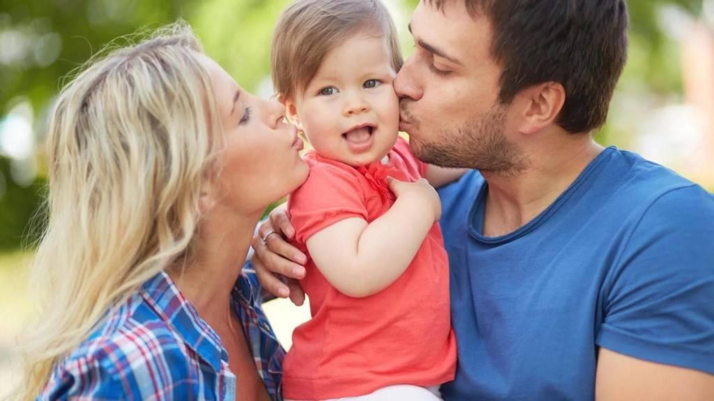 Родительская любовь к детям, к ребенку