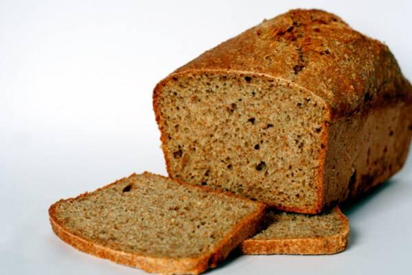 Какой хлеб можно при грудном вскармливании кормящей маме (черный, ржаной)