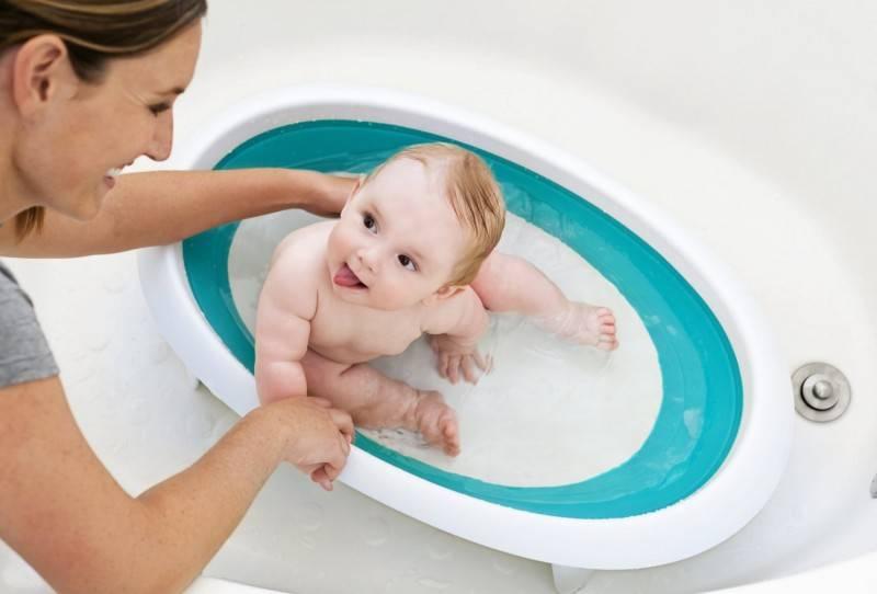 10 важных правил купания новорождённого ребёнка и отзывы о средствах для купания