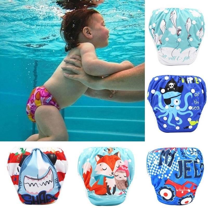 Трусики подгузники для плавания грудничка в бассейне: основные критерии выбора, нюансы. на что необходимо обратить внимание? | здоровье, развитие и уход за грудничком