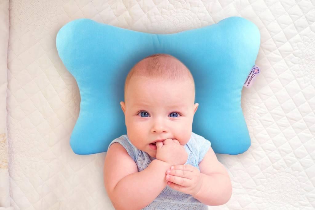 Топ 5 лучших ортопедических подушек для новорожденных – рейтинг 2020 года