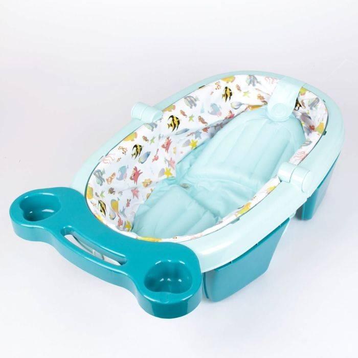 Детская ванночка – как правильно купать новорожденных. инструкция и советы для молодых родителей