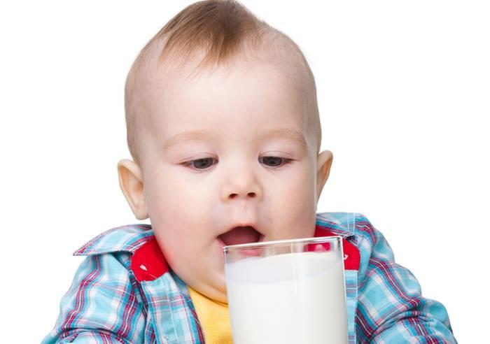 Питание ребенка до года: коротко о самом главном