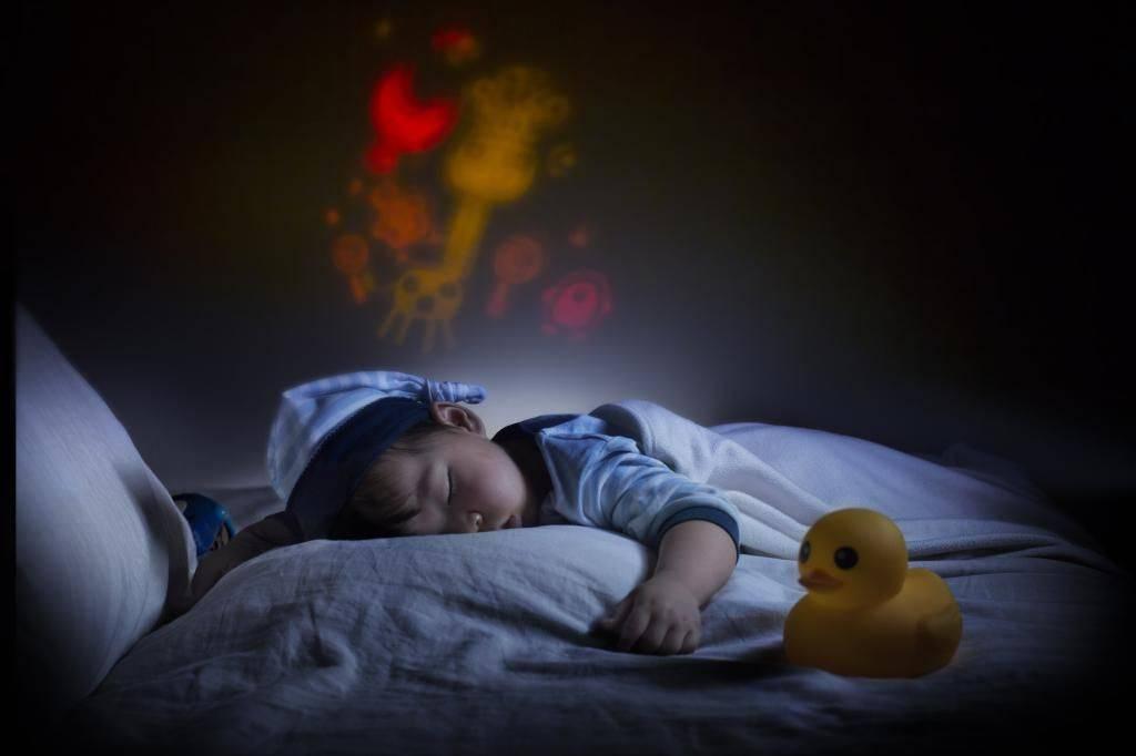 Нарушение сна у ребенка в жаркую погоду