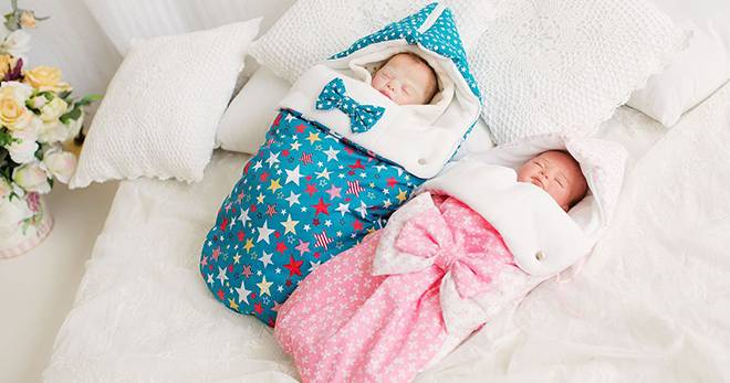 8 лучших конвертов для новорожденных - рейтинг 2021 года (топ на январь)