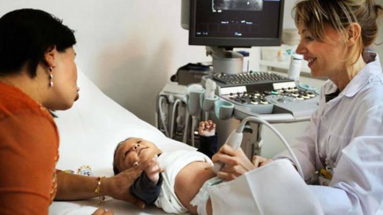 Детское узи по доступной цене в челябинске. запись на узи ребенку в центр ситимед.